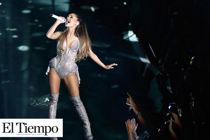 Ariana Grande es la Mujer del Año para Billboard