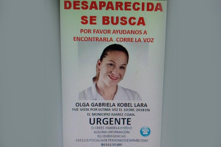 Encuentran sin vida a presidenta municipal de Juárez, Coahuila