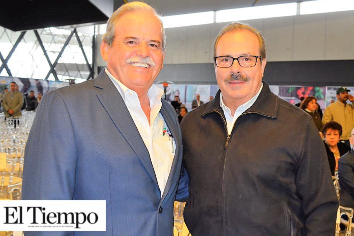 Reconoce ex gobernador EMM trabajo de 'Lencho' Siller