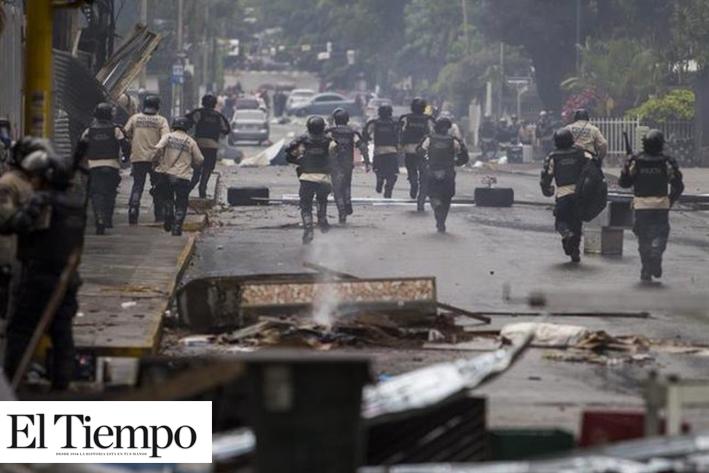 Procesan a 464 policías en Venezuela por delitos de extorsión y secuestro