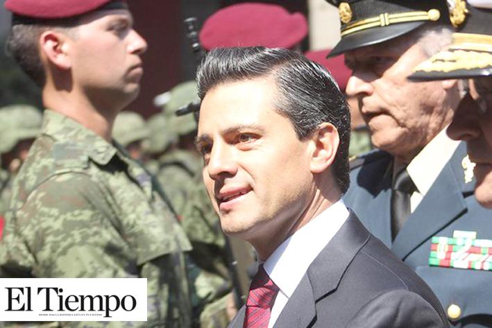 EPN defiende estrategia de seguridad sexenal a cargo de Segob