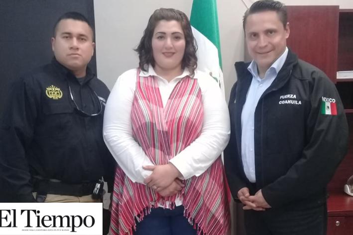 De visita José Luis Pliego Corona en Sacramento y Lamadrid