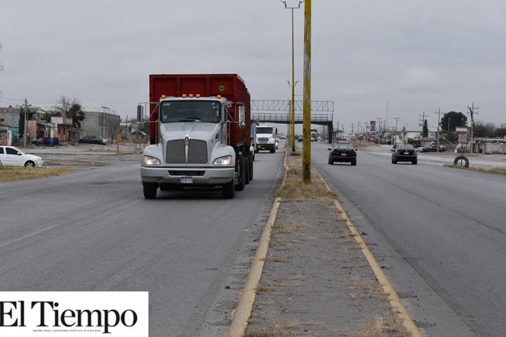 Desabasto de gasolina no afecta a transportistas