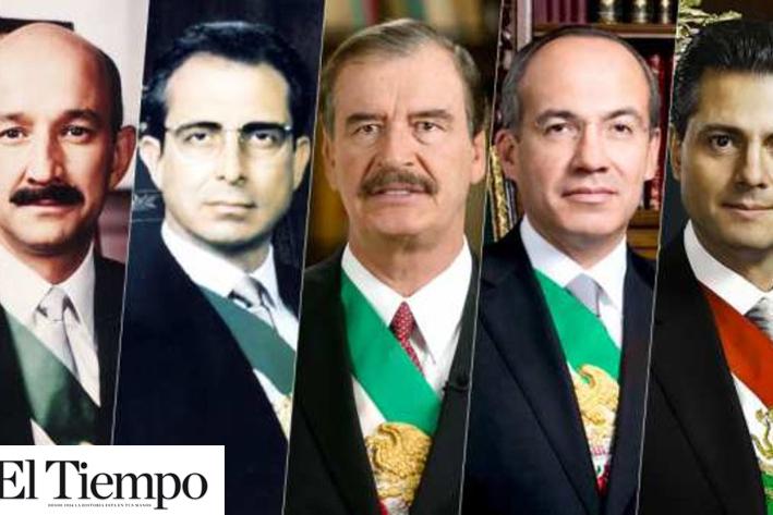 Se hacían de la 'vista gorda' o eran cómplices en corrupción: AMLO sobre expresidentes