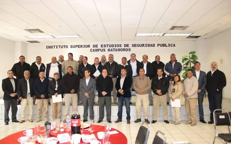 Fiscalía festeja el Día Internacional del Policía