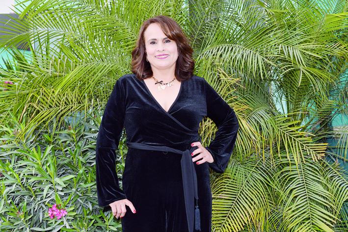 Lucy García celebra su cumple en grande