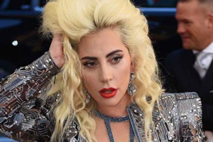 Lady Gaga está embarazada... pero no de un bebé