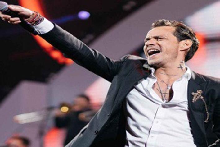 Marc Anthony cantará en los Latin Billboards en Las Vegas