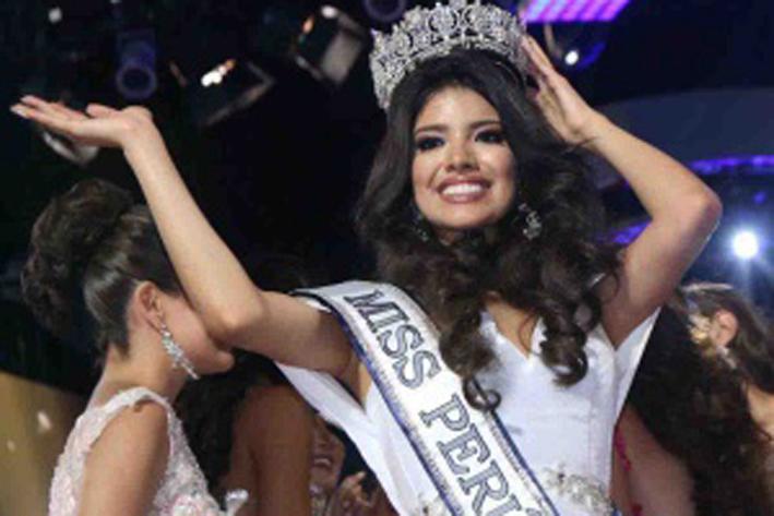 Miss Perú perderá corona por video donde aparece borracha
