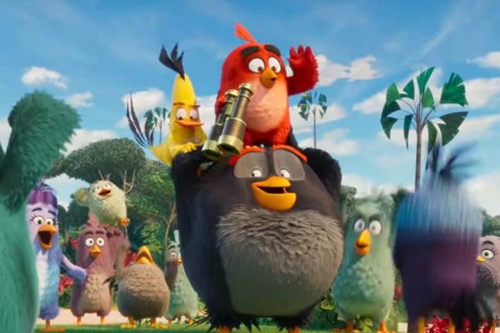 Lanzan nuevo tráiler de la película 'Angry Birds 2'