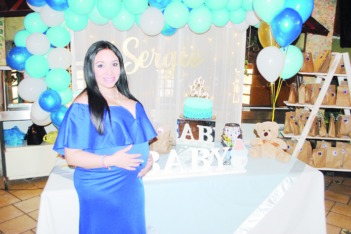 Cinthia Medrano  Baby Shower