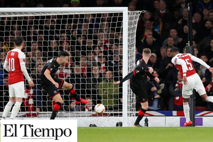 El Arsenal a Cuartos de Final