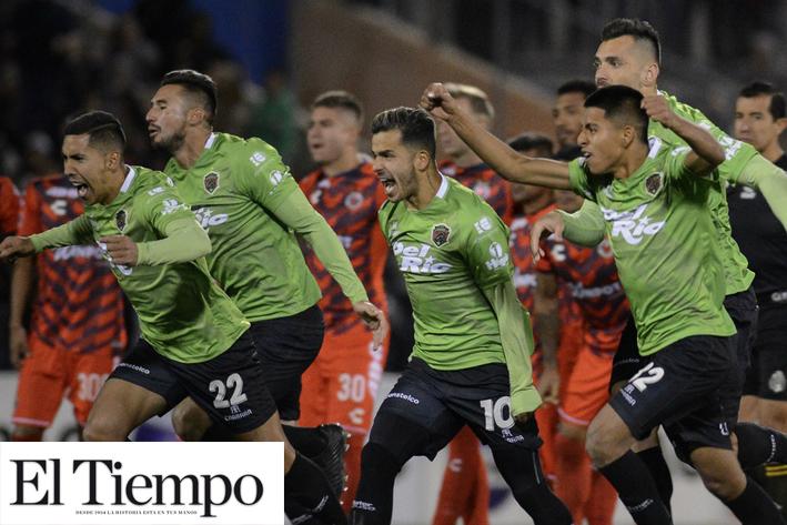 Bravos de Juárez en semifinales