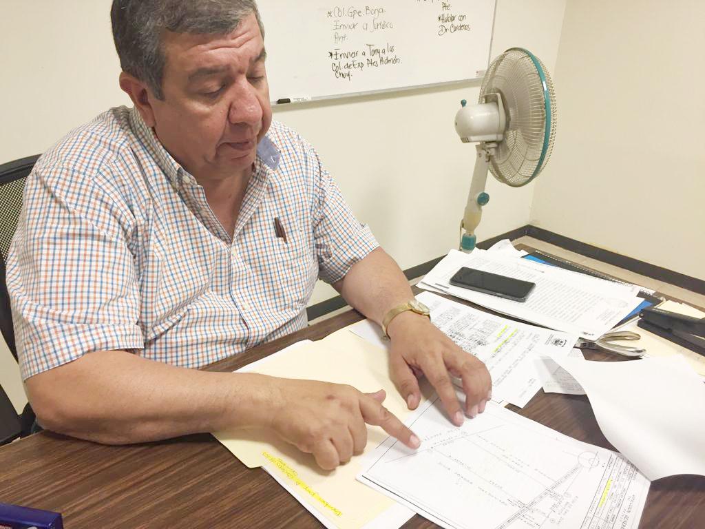 Dueño de la colonia Diana Laura es el Dr. Alberto Cárdenas: JGG