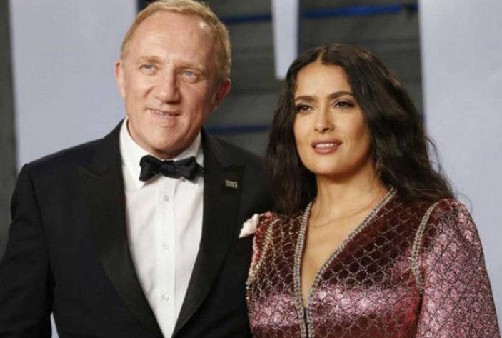 El esposo de Salma Hayek donará 2 mmdp a Notre Dame