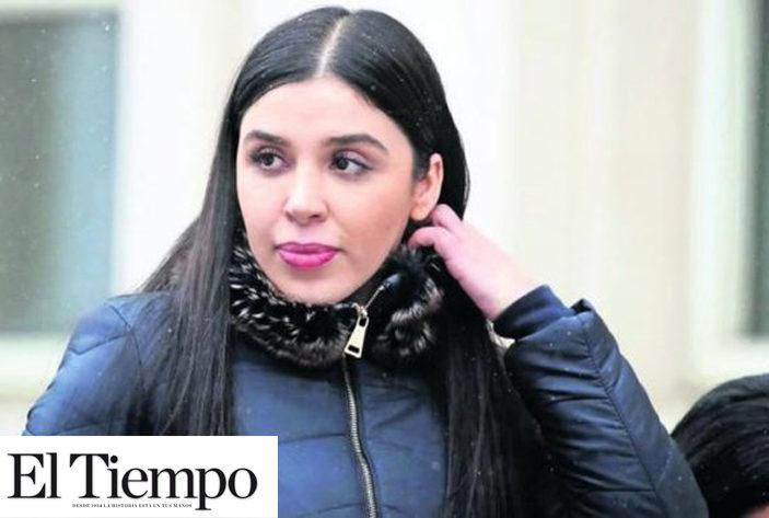 Emma Coronel es investigada por autoridades de Estados Unidos, revelan medios