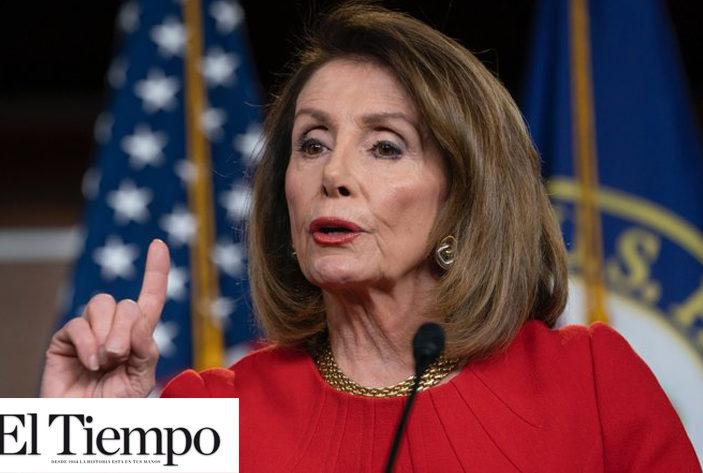 Pelosi galardonada por ser 'la mujer más importante' de la política de EU