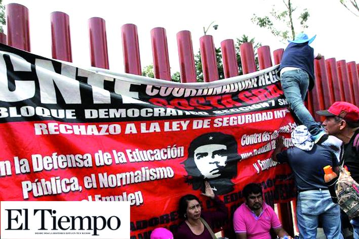 Al echarse abajo reforma está en riesgo derecho a la educación: CNDH