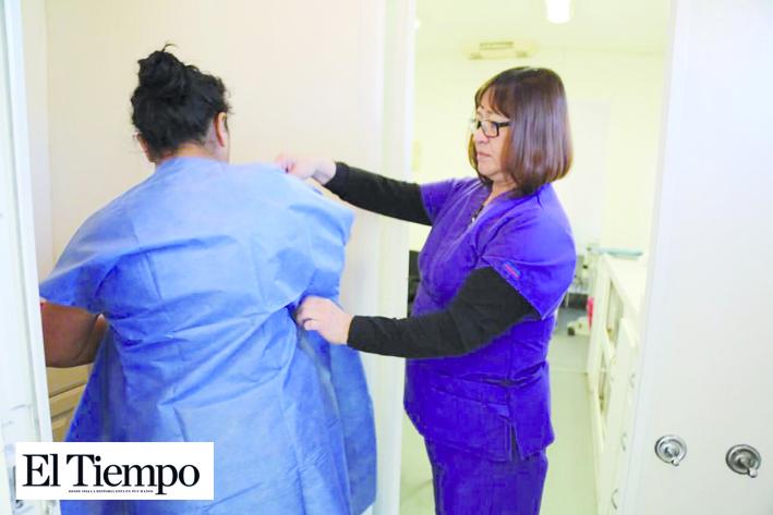Macrobigada de la Salud para la Mujer