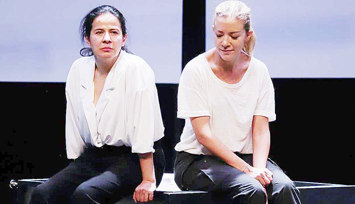 """Arcelia Ramírez y Fernanda Castillo traen la obra """"Hermanas"""" a Monclova"""