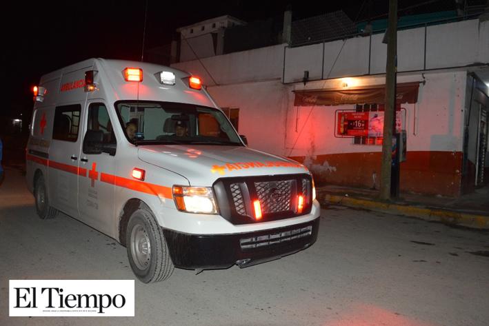 Reportan atropellado en Colinas