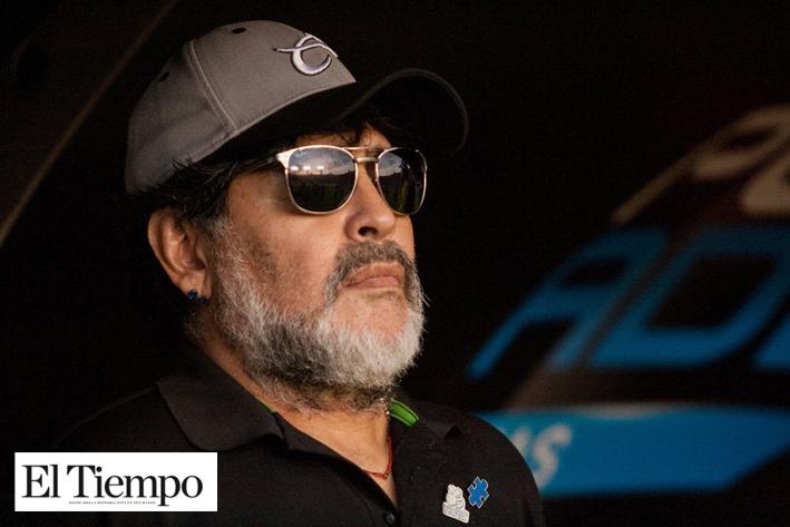 Maradona tiene síntomas de Alzheimer