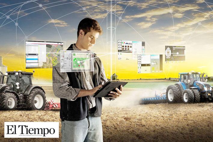 El futuro de la agricultura está entre los robots y la biotecnología