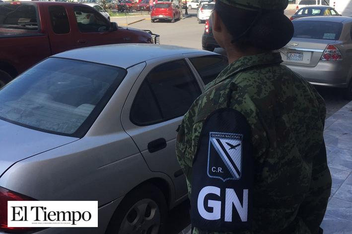 No llega la Guardia Nacional a Castaños