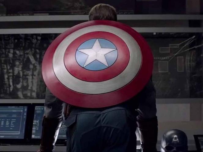 El trasero del Capitán América, la estrella del 4 de julio en EU