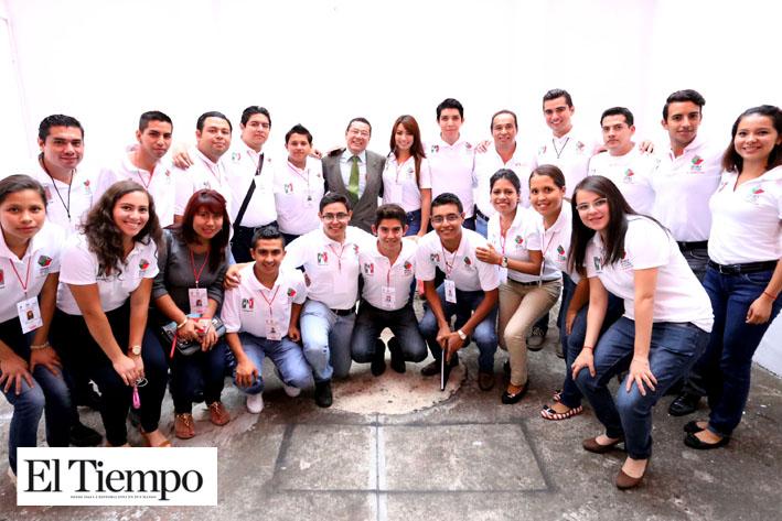 Lanza PRI convocatoria para Integrar 'escuela de cuadros'