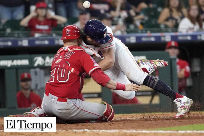 Sanción a jugador de Astros de Houston