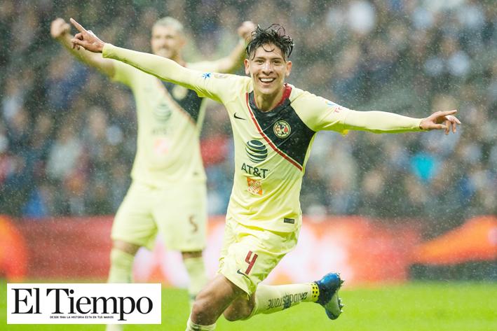 Edson Alvarez ya es del Ajax