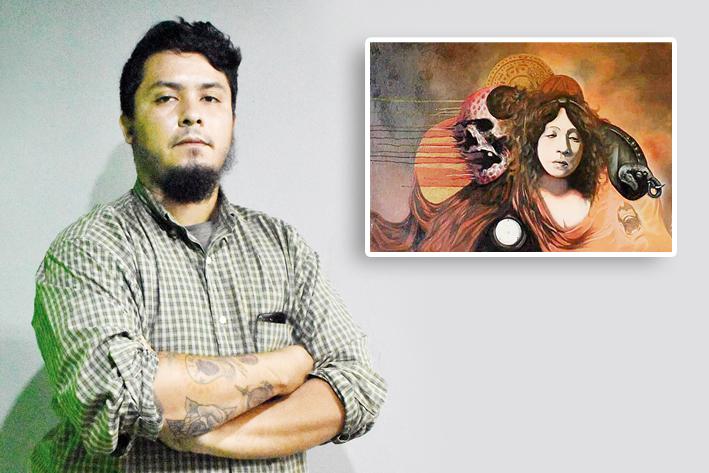 Ermes Olvera Presentará Su 'Retrospectiva'