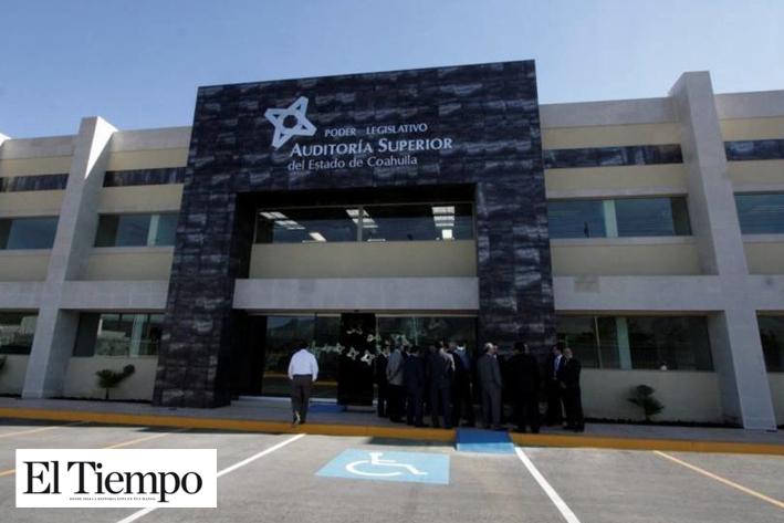 Dependencias de Coahuila omiten datos de sanciones ante la Auditoría Superior
