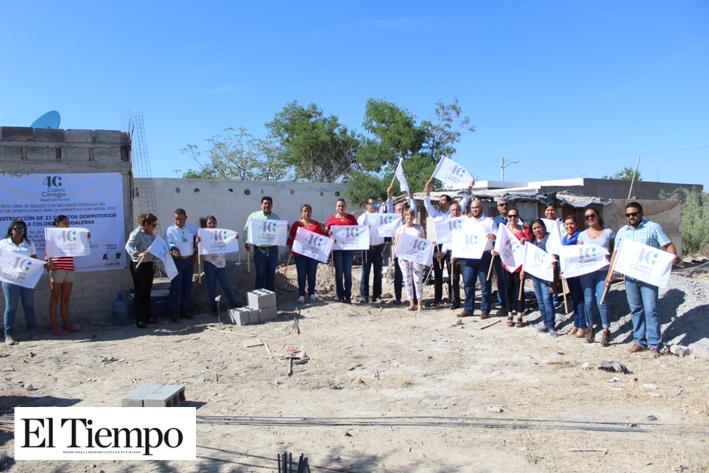 Arranca la construcción de 23 dormitorios en las Magdalenas