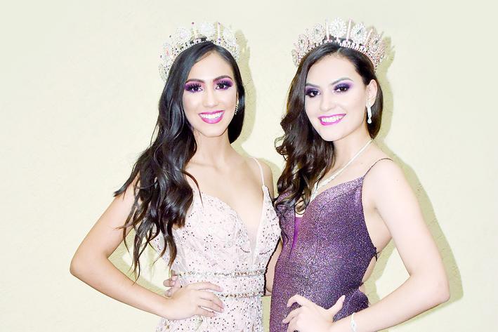 Melany & Evelyn las ganadoras Miss Teen Universe Monclova / Frontera 2019