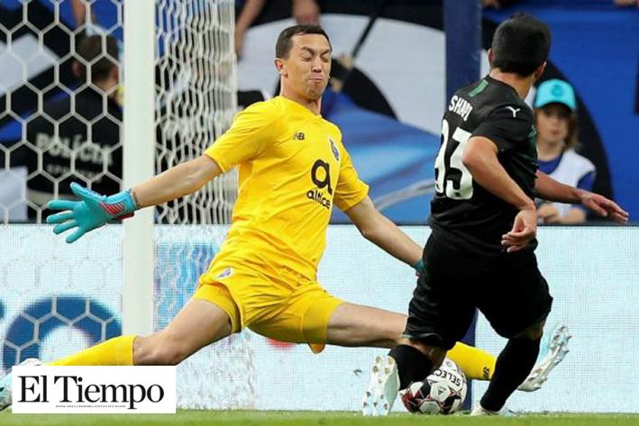 El Porto no pudo avanzar