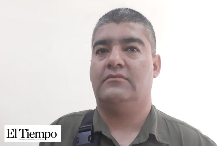 Separan de su cargo al director de policía