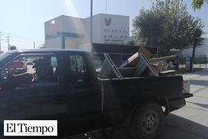 'Embellecen' Hospital Rural por visita de López Obrador