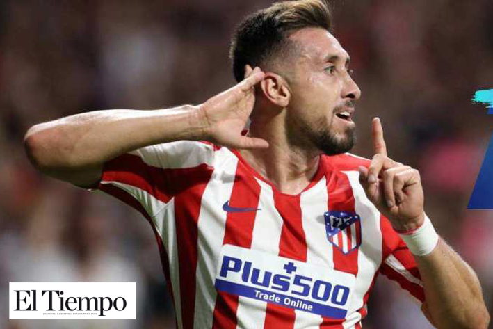 Héctor Herrera rescata un pu8nto