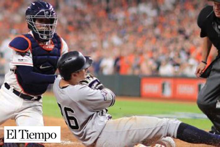 Astros igualan la serie
