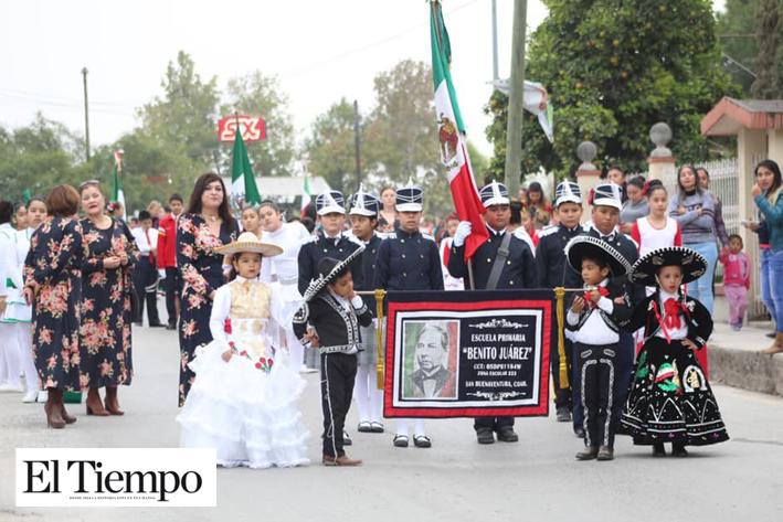 Alistan 'Desfile Revolucionario'
