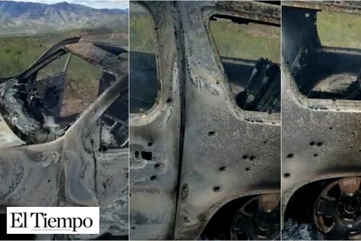 Gobierno de AMLO se compromete a hacer justicia tras masacre de familia LeBarón