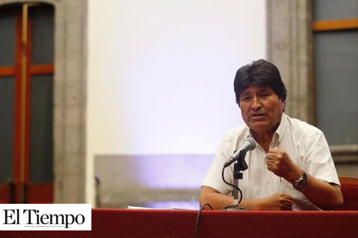 Evo Morales está dispuesto a volver a Bolivia; pide diálogo y apoyo internacional