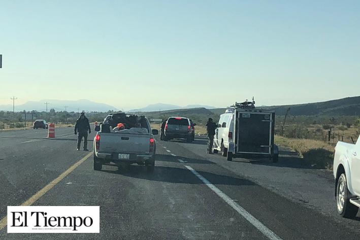 Montan retenes en carreteras de Coahuila