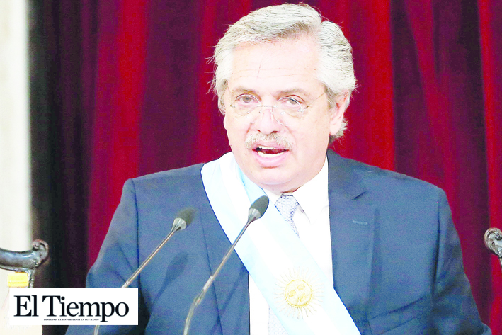 Asume Alberto Fernández presidencia en Argentina