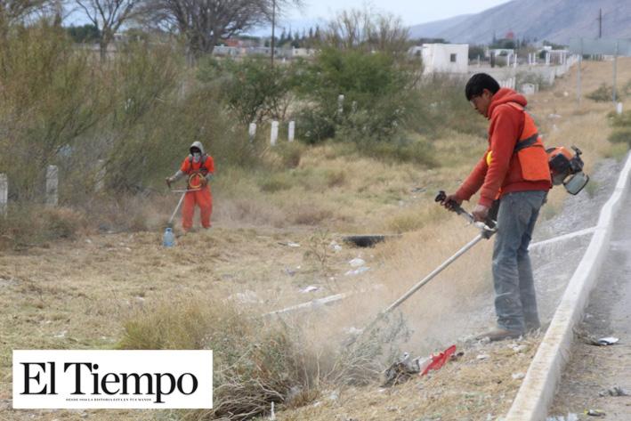 Refuerzan campañas de limpieza