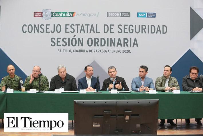 Refrenda Gobernador la alianza por la Seguridad