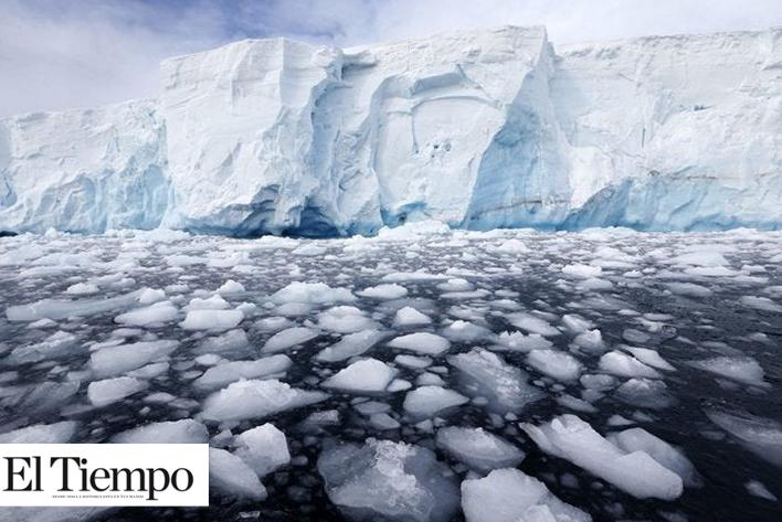 Ya hace calor en la Antártida; registran temperatura récord de más de 20 ºC