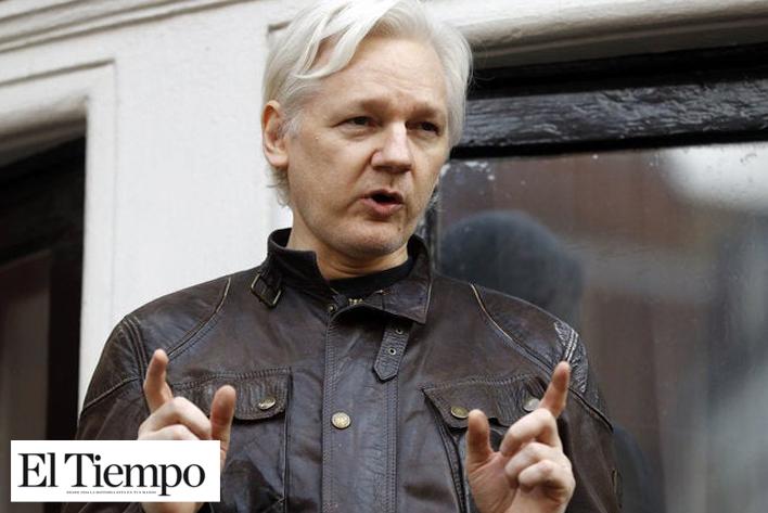 Assange dice que Trump le ofreció el indulto a cambio de un favor